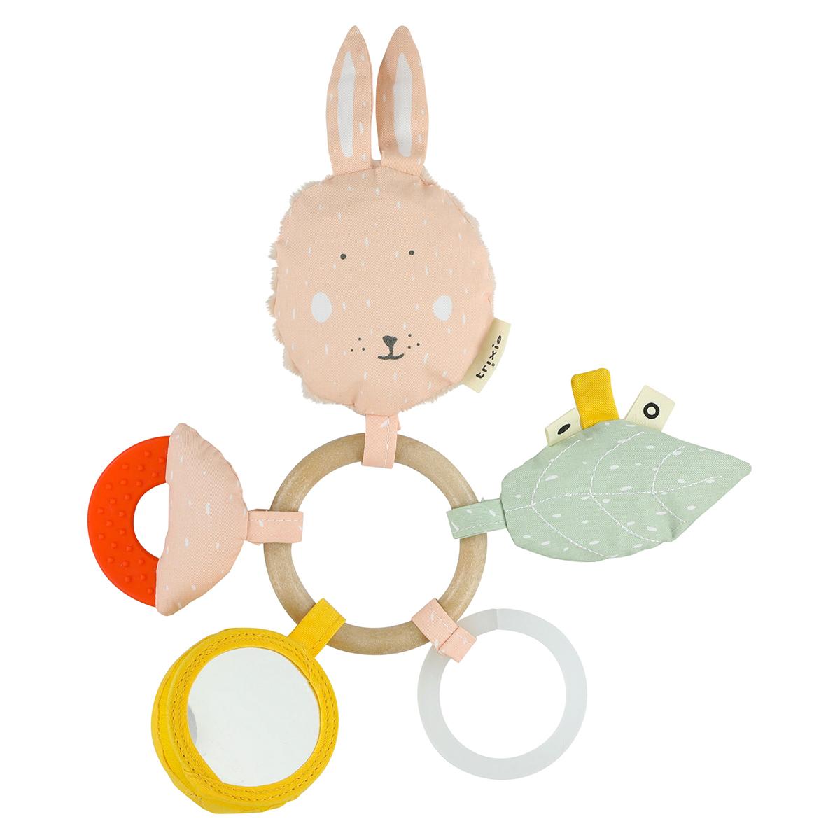 Mes premiers jouets Anneau d'Activités - Mrs. Rabbit