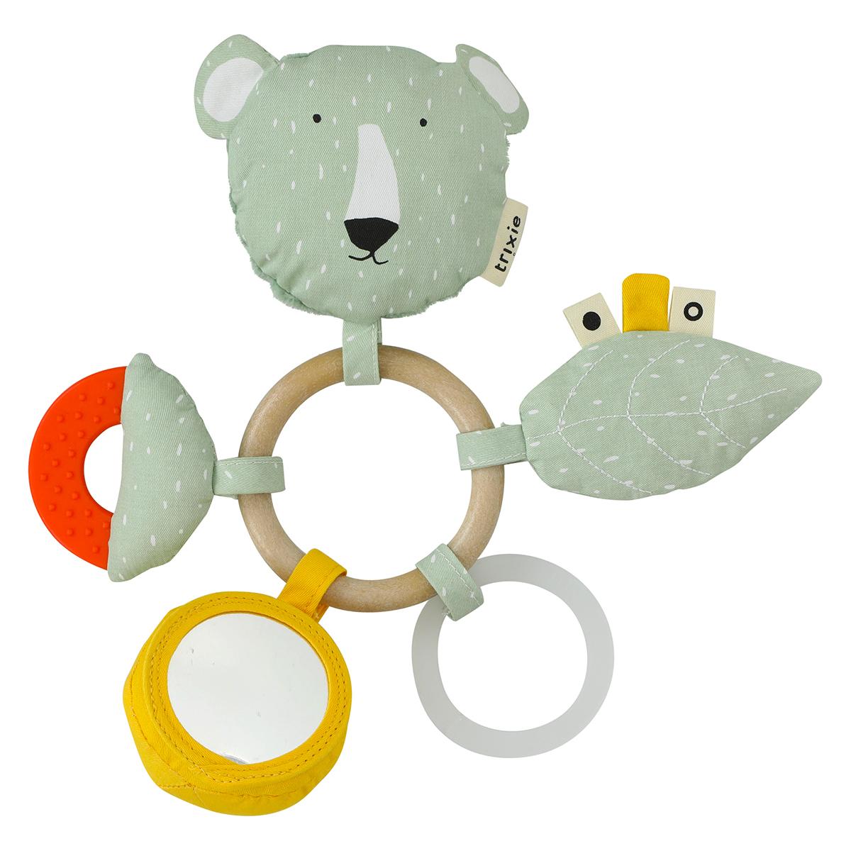 Mes premiers jouets Anneau d'Activités - Mr. Polar Bear Anneau d'Activités - Mr. Polar Bear