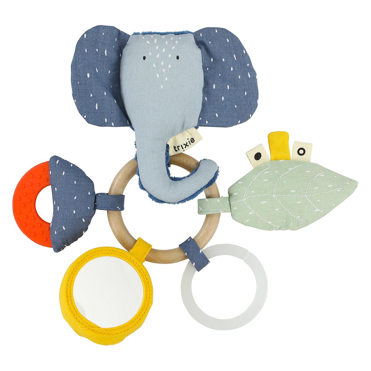 Mes premiers jouets Anneau d'Activités - Mrs. Elephant Anneau d'Activités - Mrs. Elephant