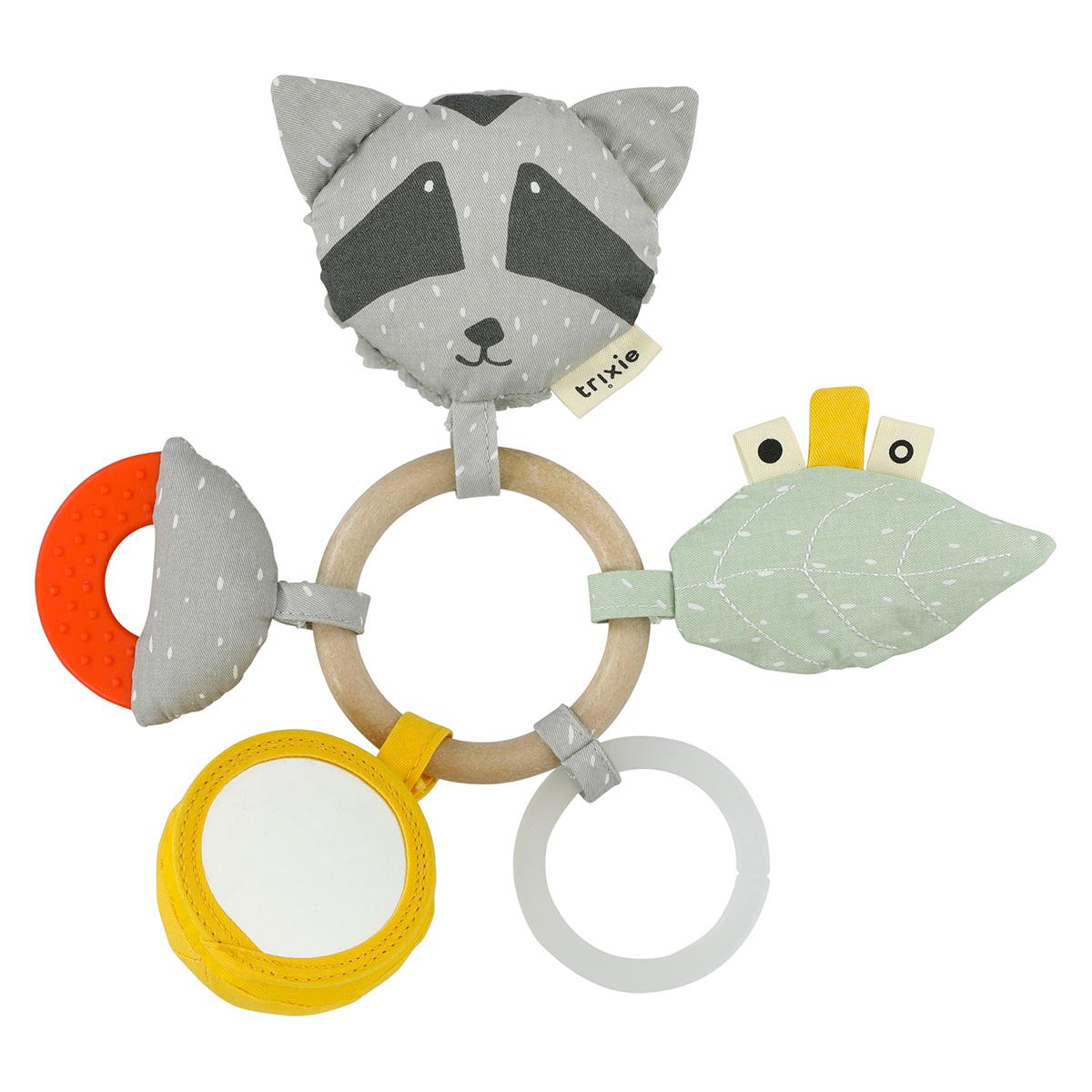 Mes premiers jouets Anneau d'Activités - Mr. Raccoon Anneau d'Activités - Mr. Raccoon