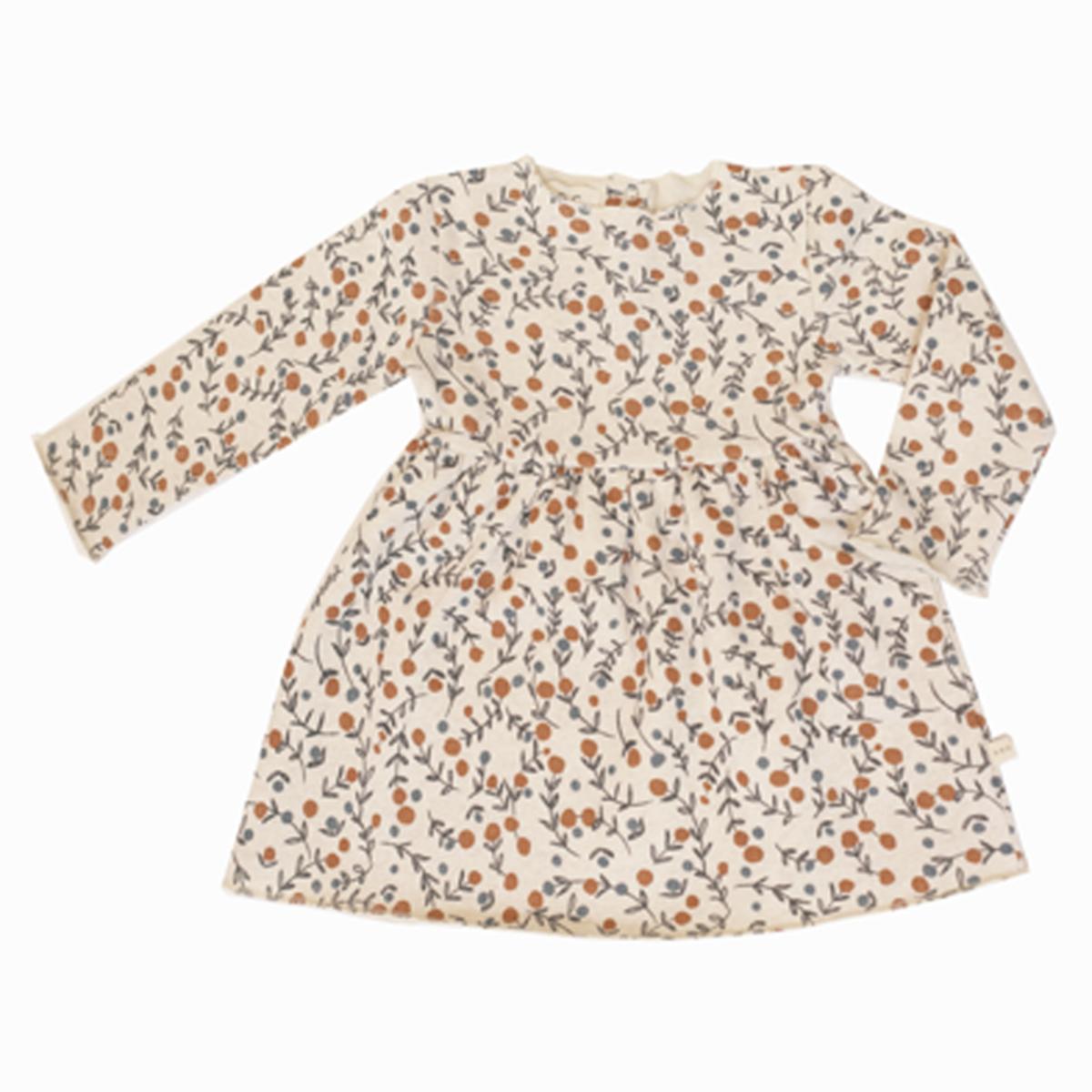 Robe & combinaison Robe Robyn Crème et Petites Fleurs - 2 Ans Robe Robyn Crème et Petites Fleurs - 2 Ans