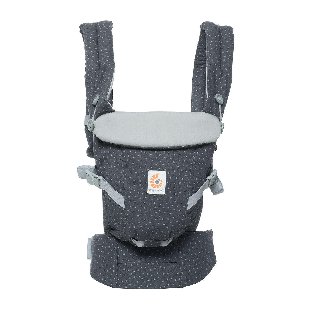 Porte bébé Porte-Bébé Adapt - Gris Etoilé