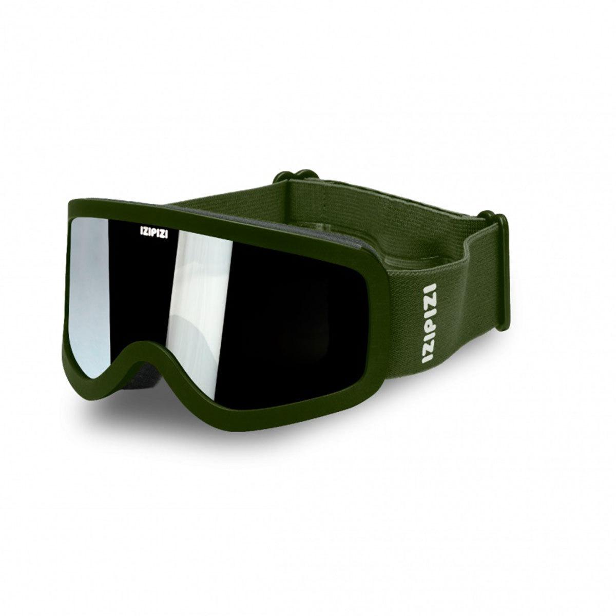 Accessoires bébé Masque de Ski Kaki Green - 4/10 Ans Masque de Ski Kaki Green - 4/10 Ans