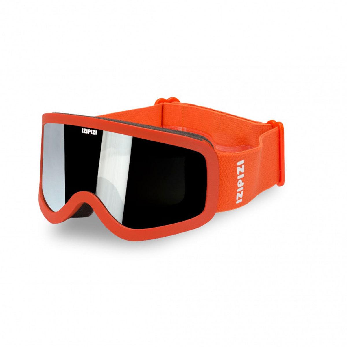 Accessoires bébé Masque de Ski Orange - 4/10 Ans