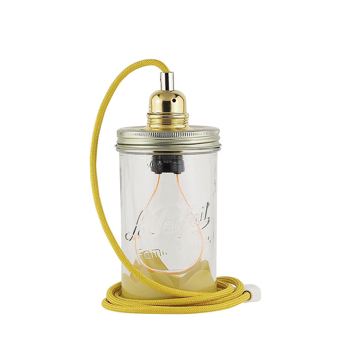 Lampe à poser Lampe Gaspard - Ampoule Audacieuse Lampe Gaspard - Ampoule Audacieuse