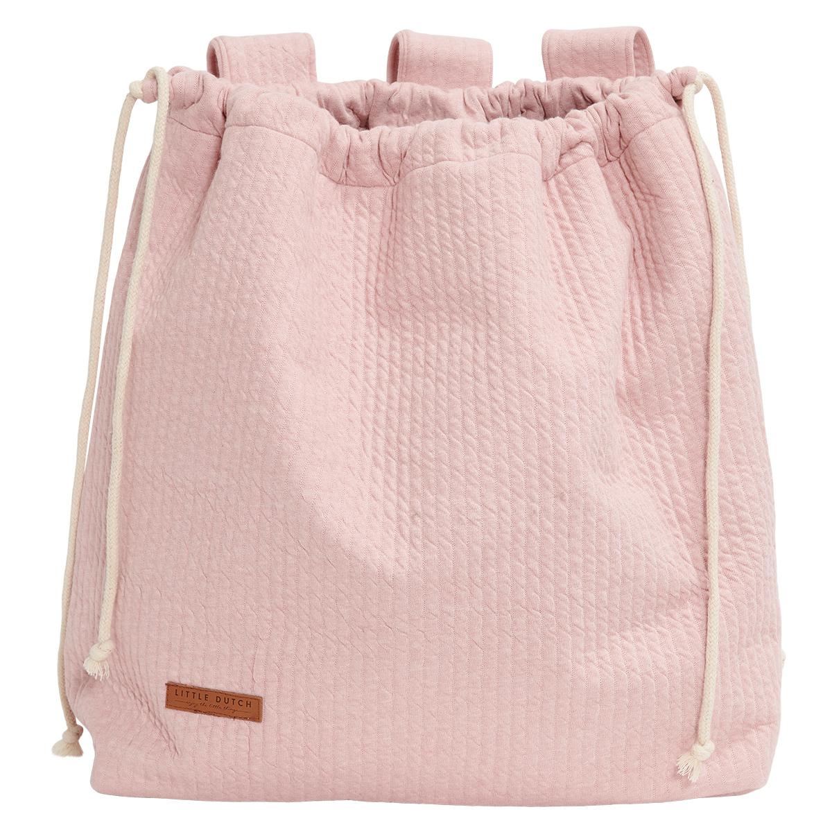 Rangement jouet Sac de Rangement Pure - Pink Sac de Rangement Pure - Pink
