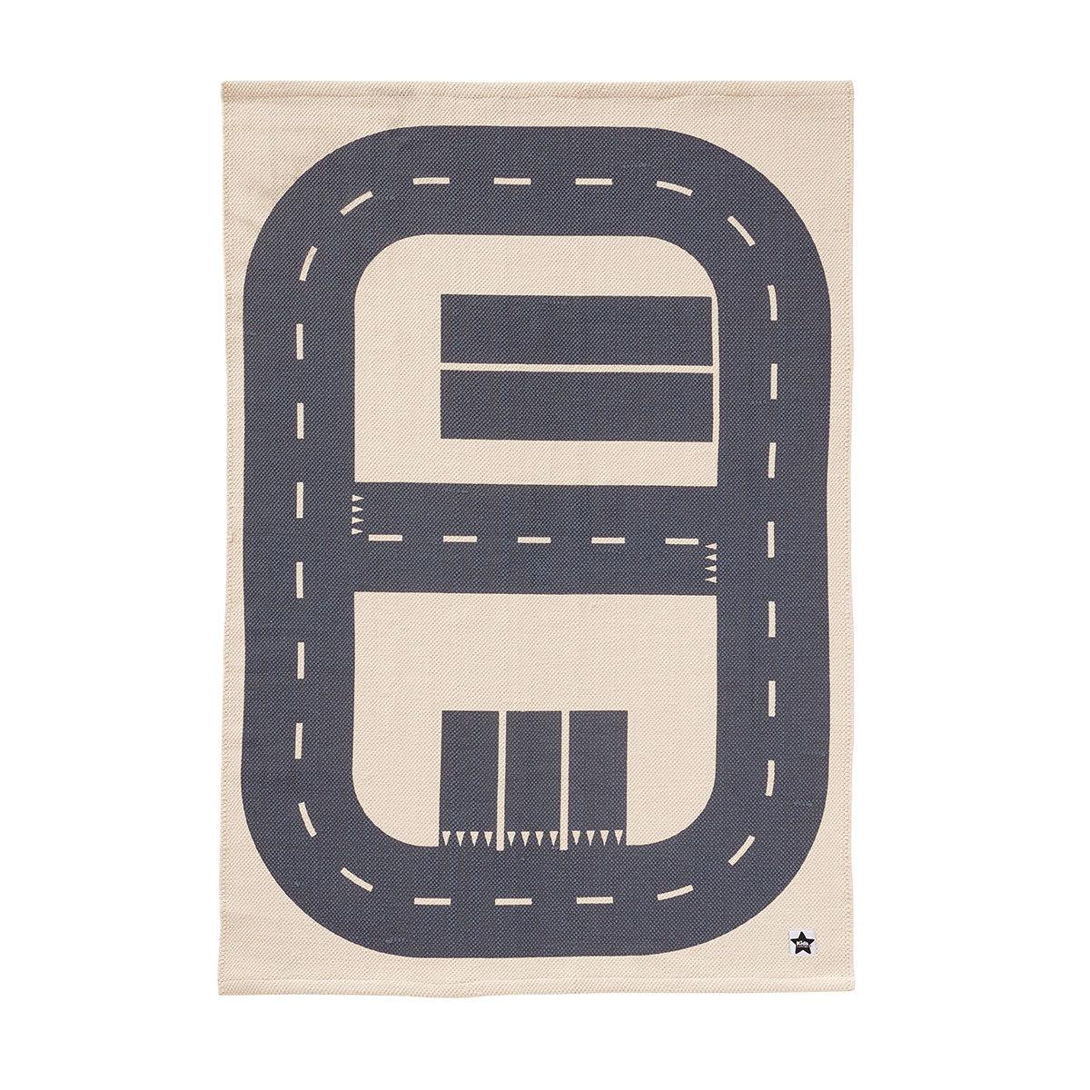 Tapis Tapis Aiden Cars - 90 x 130 cm