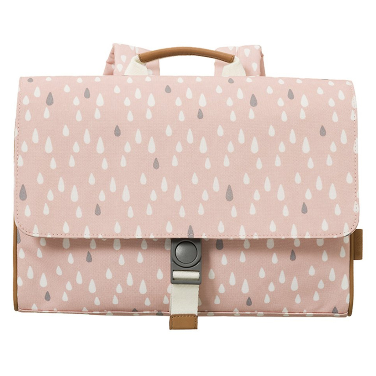 Bagagerie enfant Cartable Drops - Pink