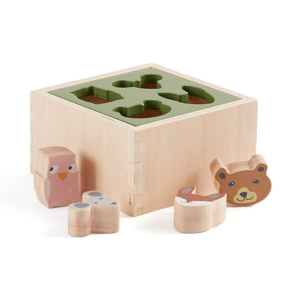 Mes premiers jouets Boîte à Formes Edvin Boîte à Formes Edvin