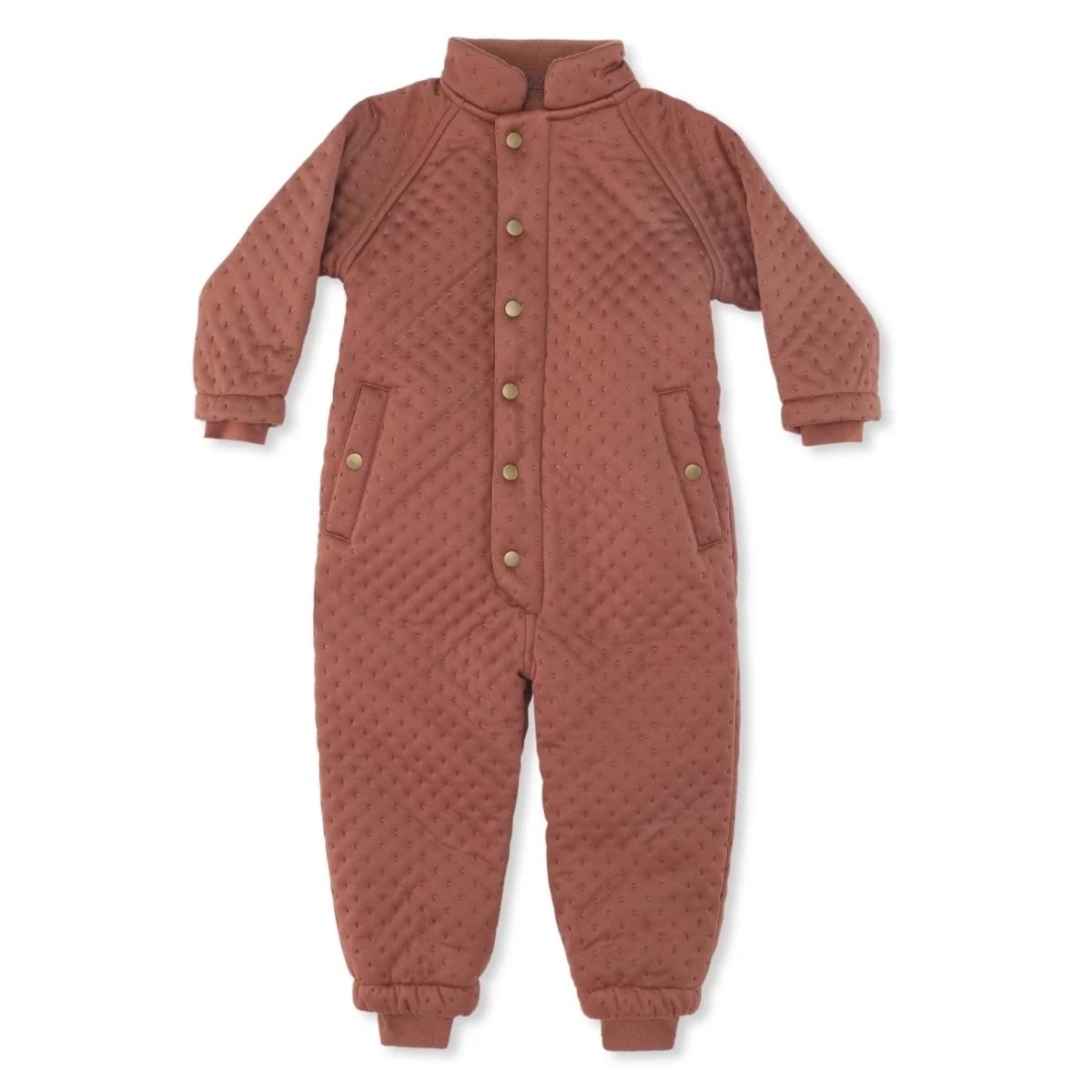 Robe & combinaison Combinaison Chaude Déperlante Cedar Wood - 24/36 Mois Combinaison Chaude Déperlante Cedar Wood - 24/36 Mois