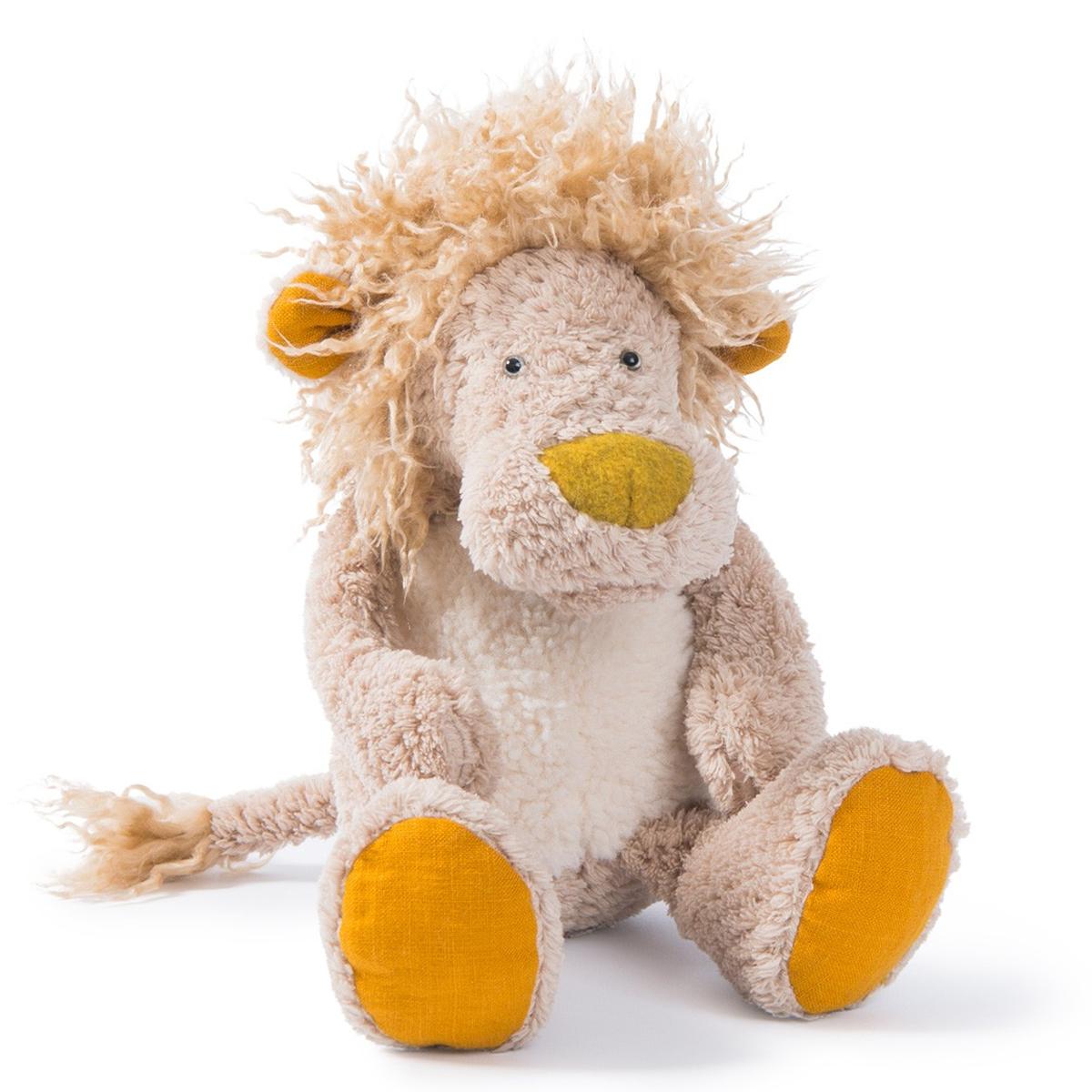 Peluche Petit Lion - Les Baba Bou