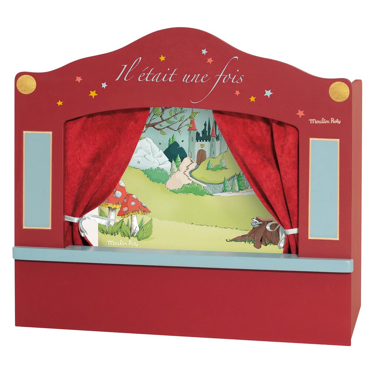 Mes premiers jouets Petit Théâtre de Marionettes Petit Théâtre de Marionettes