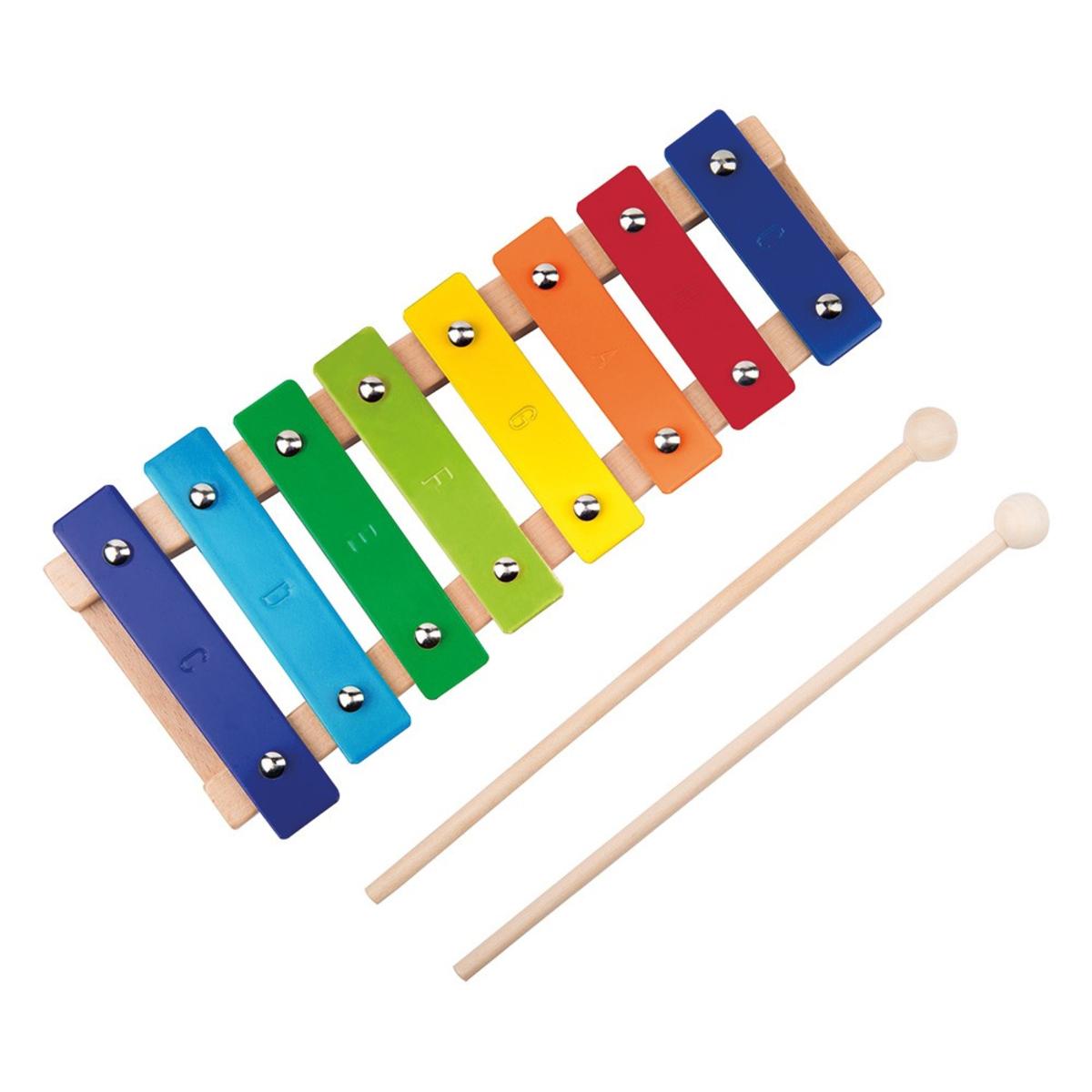 Mes premiers jouets Métallophone - Les Popipop