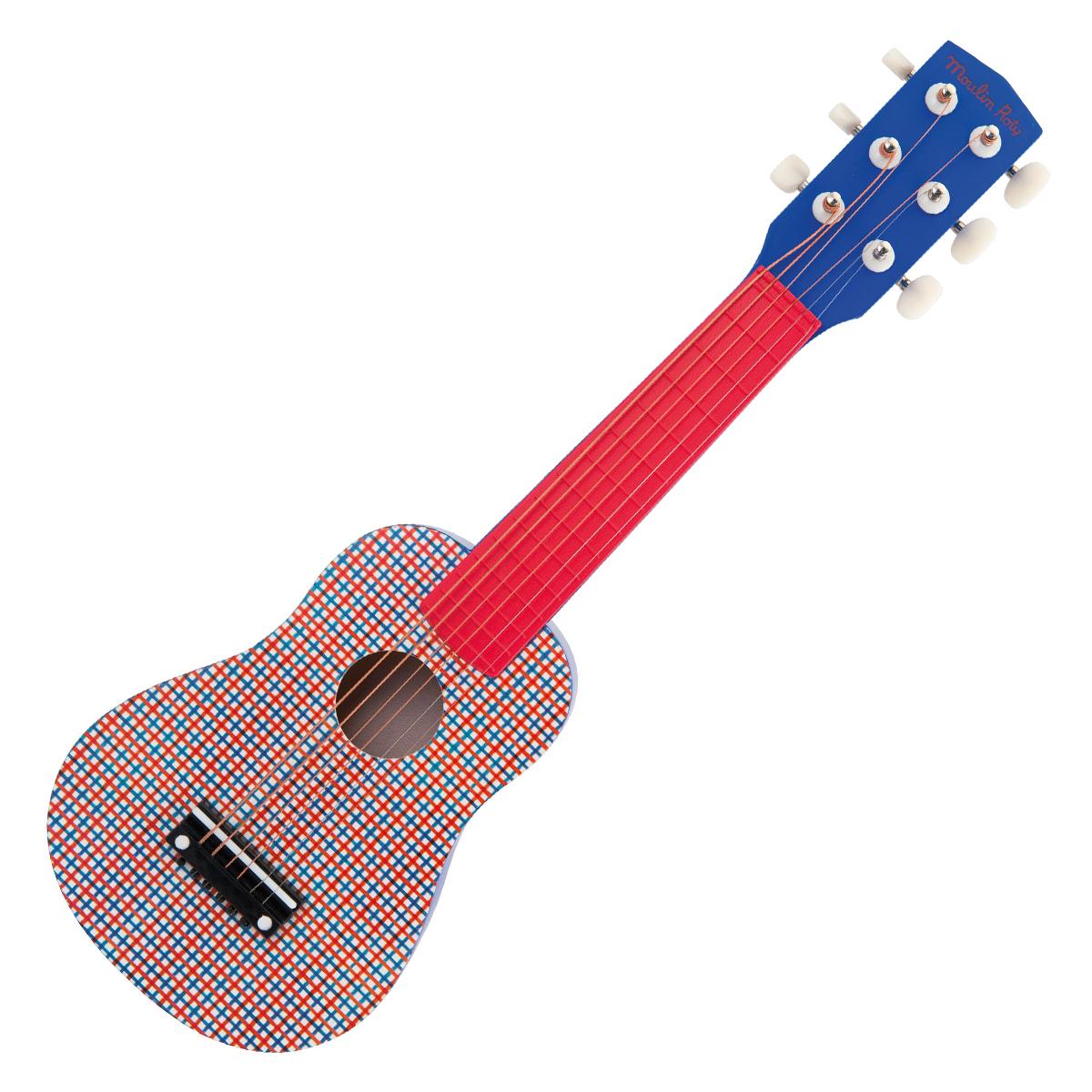Mes premiers jouets Guitare - Les Popipop Guitare - Les Popipop