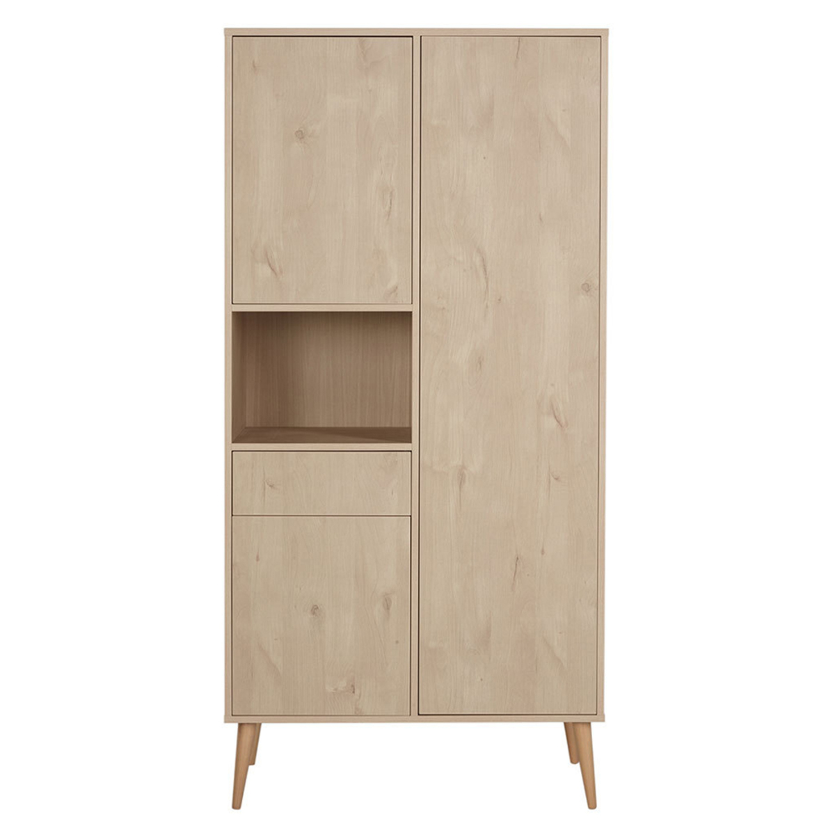 Armoire Armoire 2 Portes Cocon - Natural Oak Armoire 2 Portes Cocon - Natural Oak