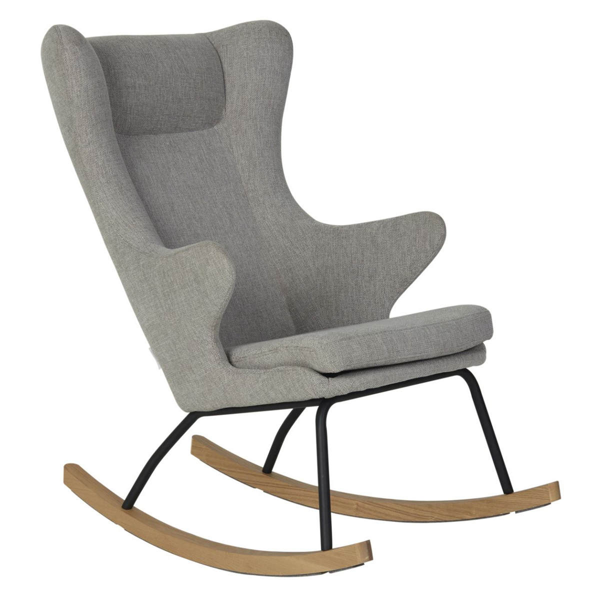 Fauteuil Rocking Adult Chair De Luxe - Sand Grey Rocking Adult Chair De Luxe - Sand Grey
