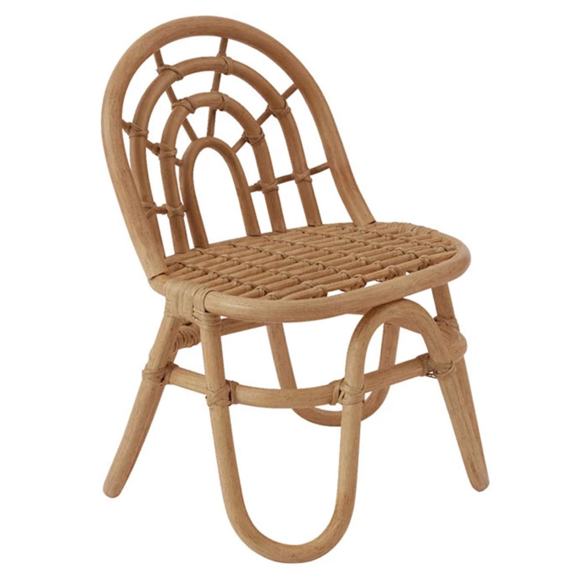 Table & Chaise Chaise Rainbow - Naturel Chaise Rainbow - Naturel