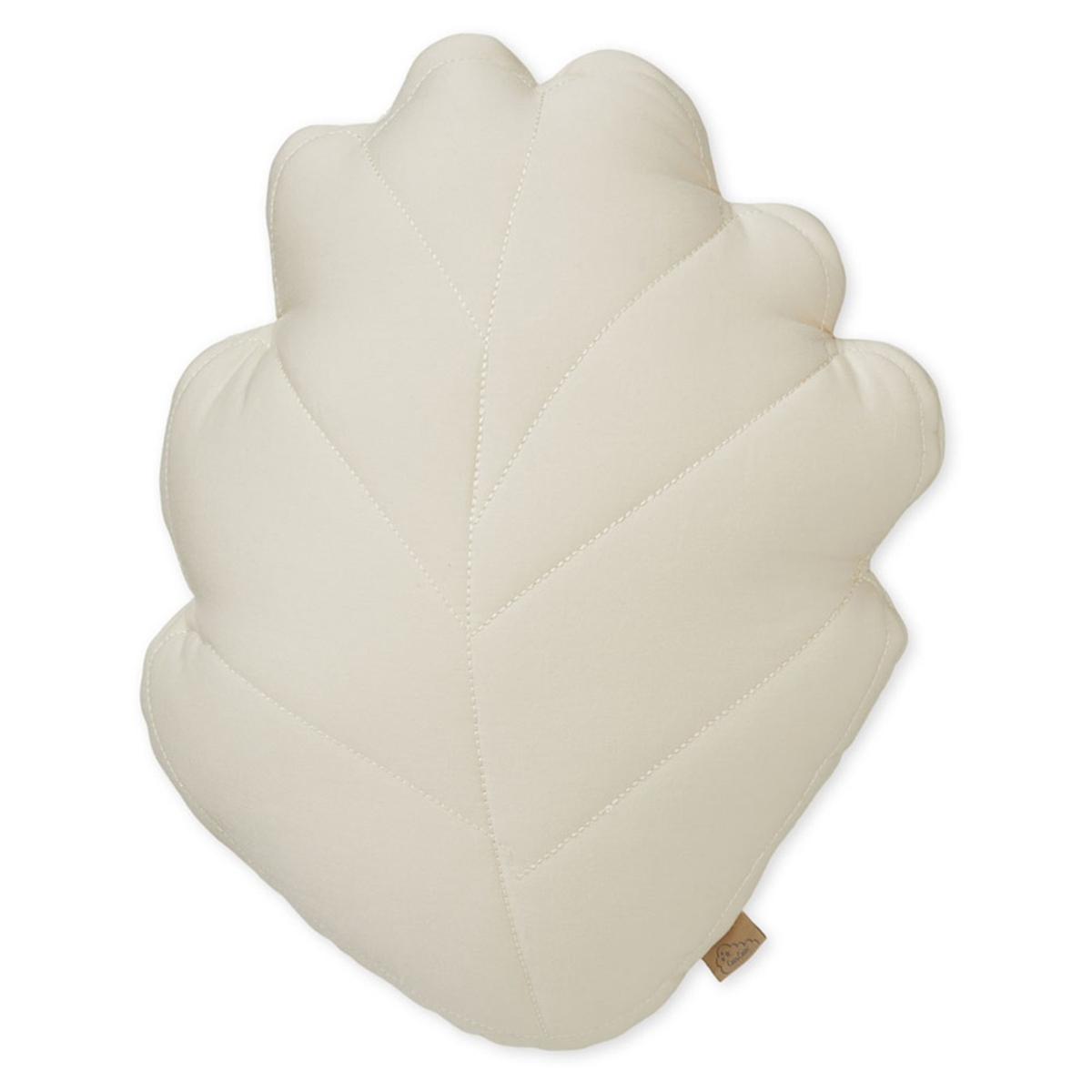Coussin Coussin Feuille - Light Sand Coussin Feuille - Light Sand