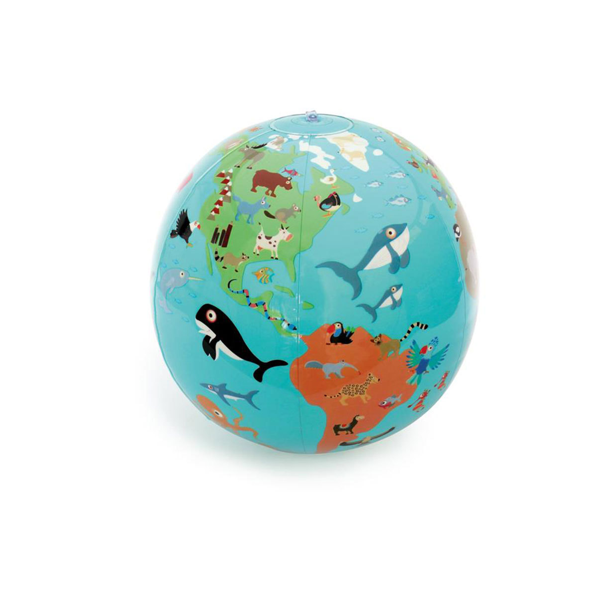Mes premiers jouets Globe Gonflable