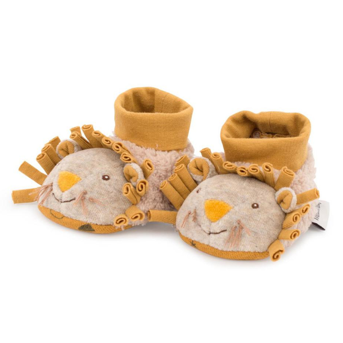 Chaussons & Chaussures Chaussons Lion Sous mon Baobab - 16/17