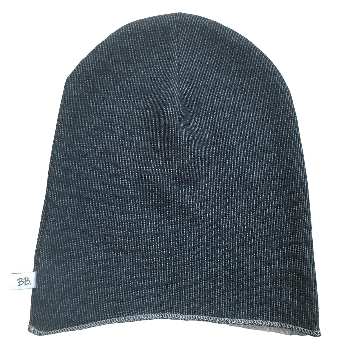 Accessoires bébé Bonnet Anthracite - Taille S Bonnet Anthracite - Taille S