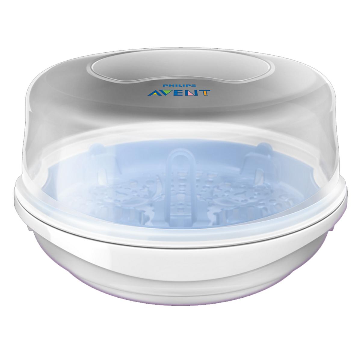 Stérilisateur Stérilisateur Micro-ondes SCF281/02 Stérilisateur Micro-ondes SCF281/02