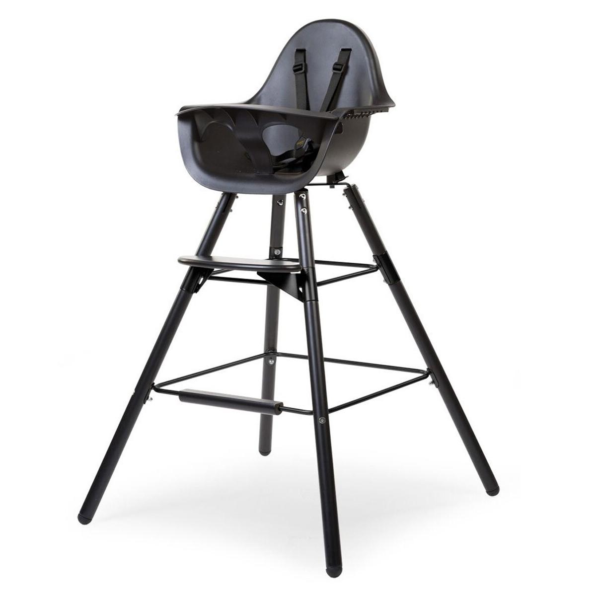 Chaise haute Chaise Haute Evolu 2 - Noir