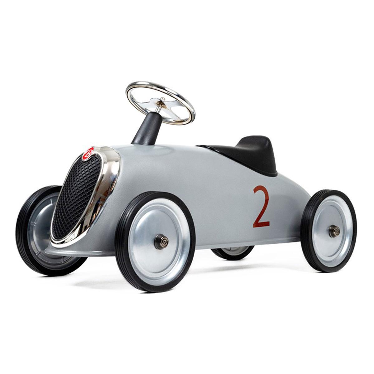 Trotteur & Porteur Porteur Rider - New Silver