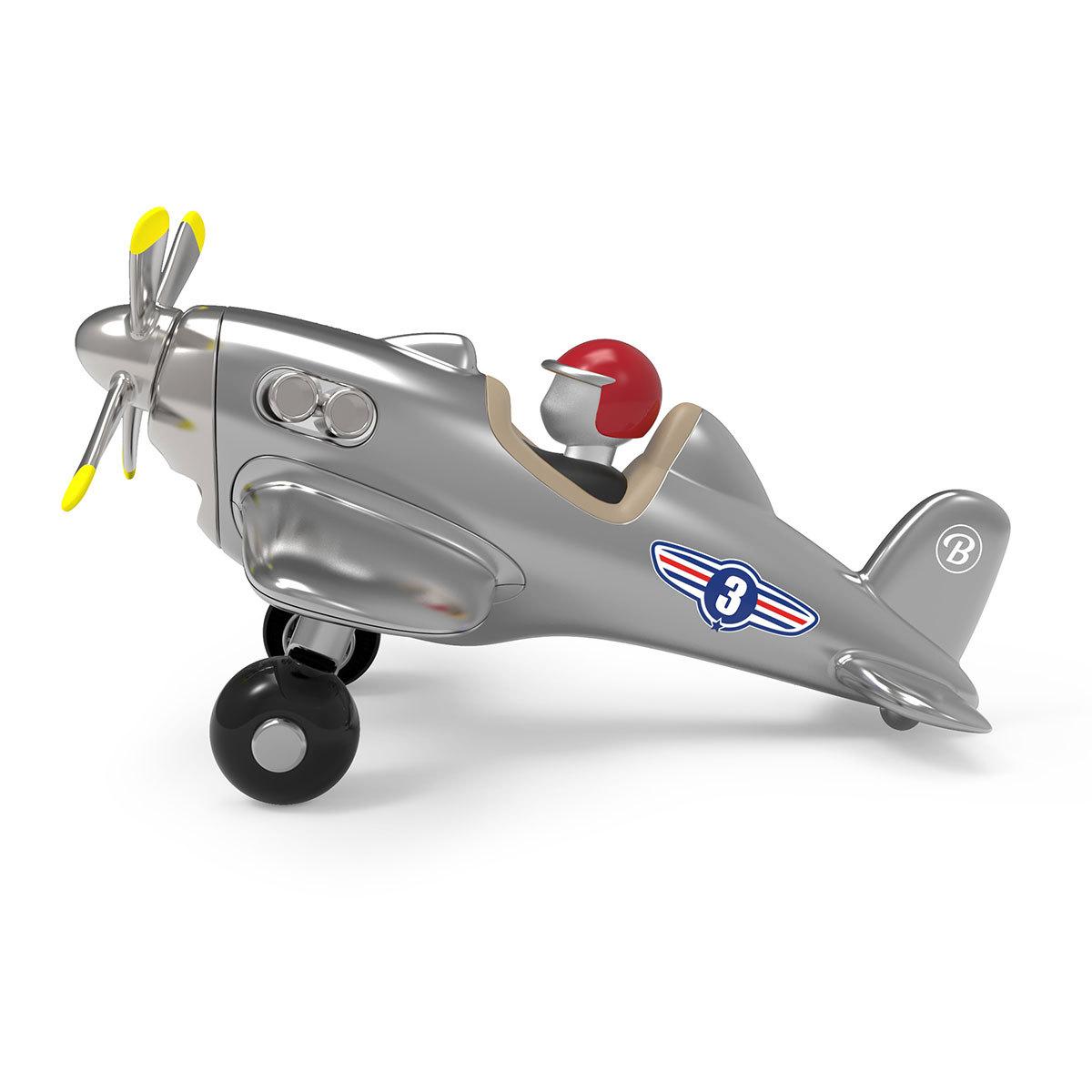 Mes premiers jouets Jet Plane - Silver Jet Plane - Silver