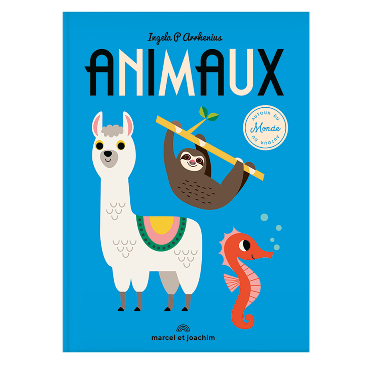 Livre Geant Animaux Autour Du Monde