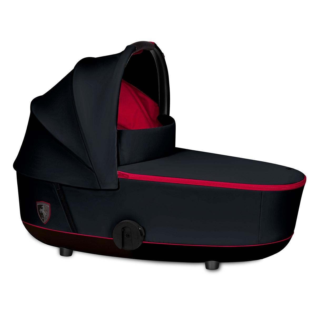 Nacelle Nacelle de Luxe Mios Scuderia Ferrari - Victory Black Nacelle de Luxe Mios Scuderia Ferrari - Victory Black