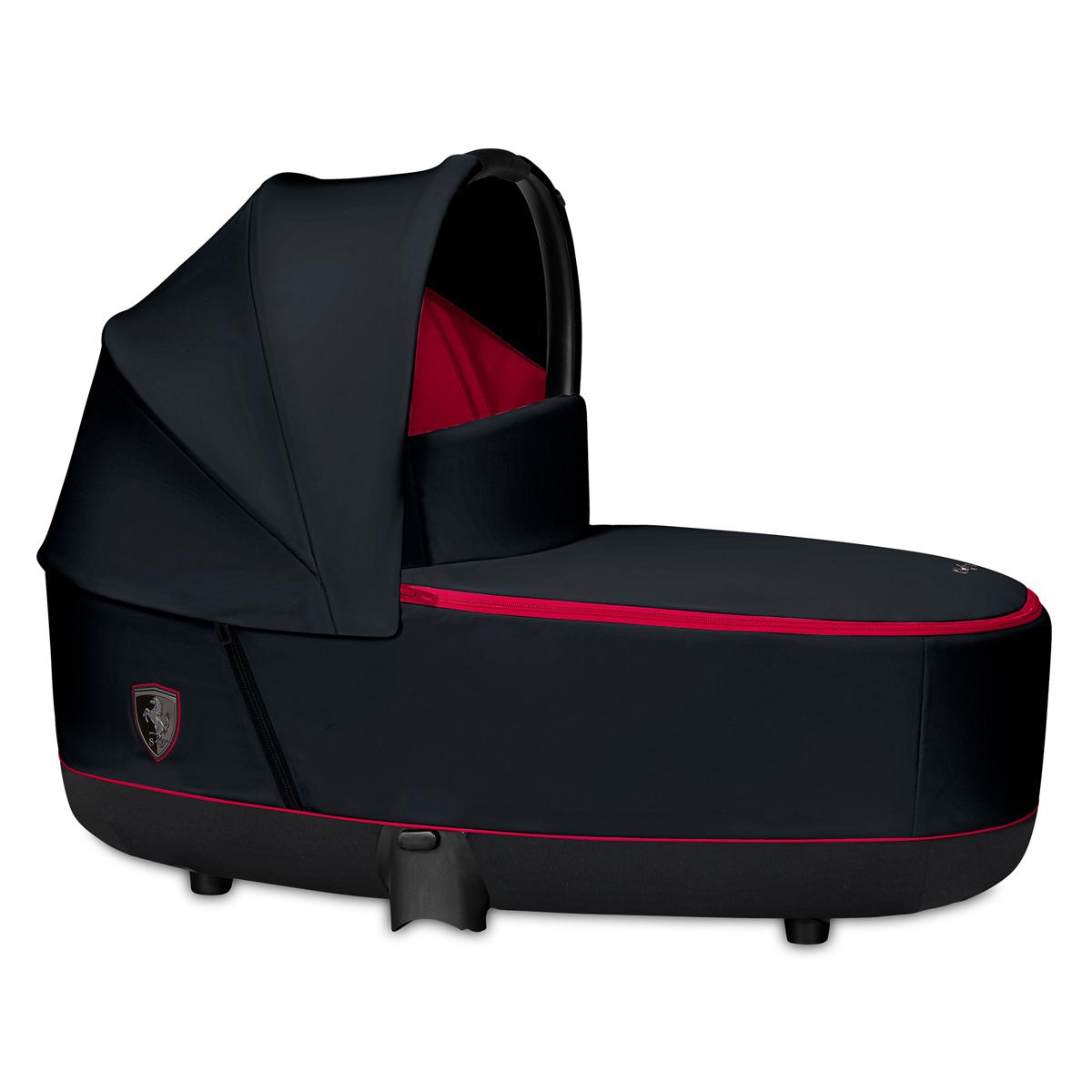 Nacelle Nacelle de Luxe Priam Scuderia Ferrari - Victory Black Nacelle de Luxe Priam Scuderia Ferrari - Victory Black