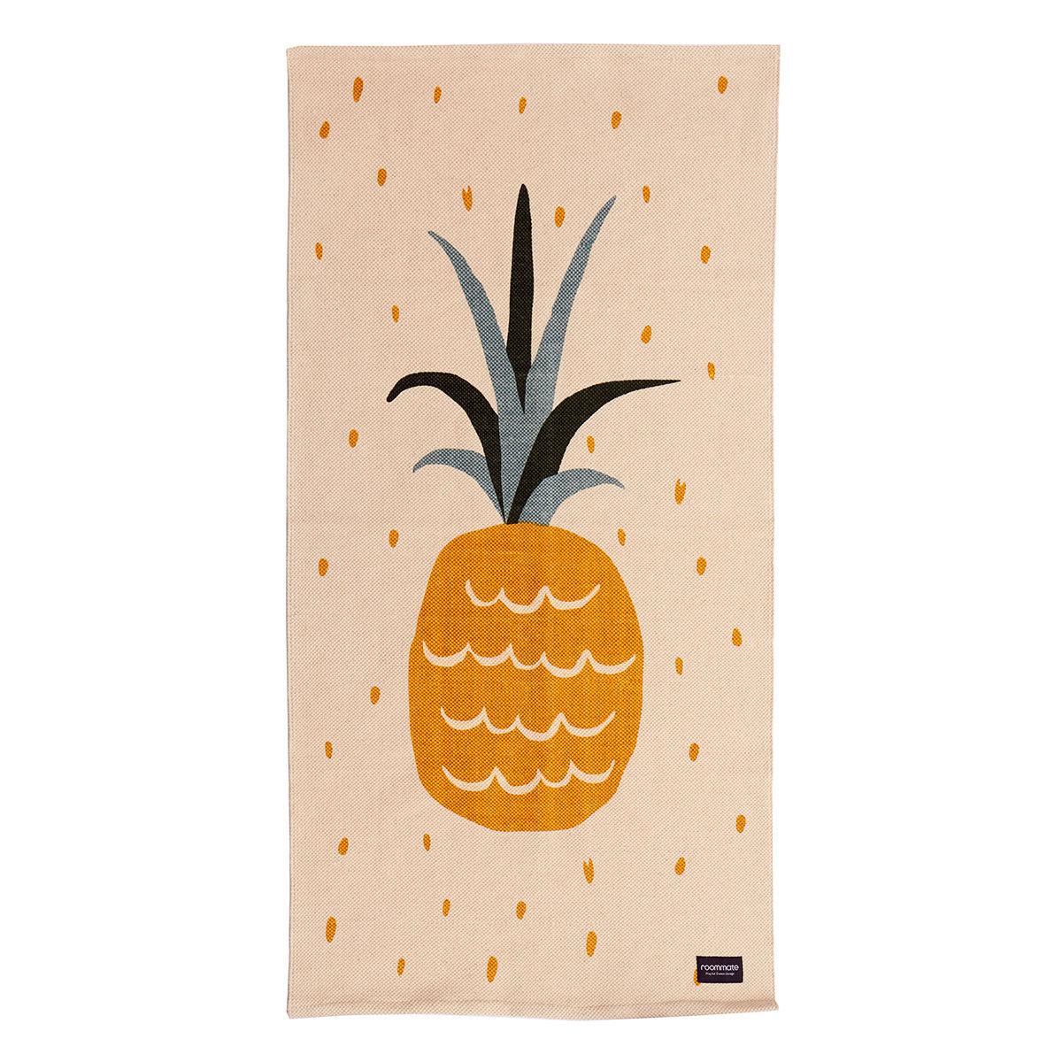 Tapis Tapis Ananas - 70 x 140 cm