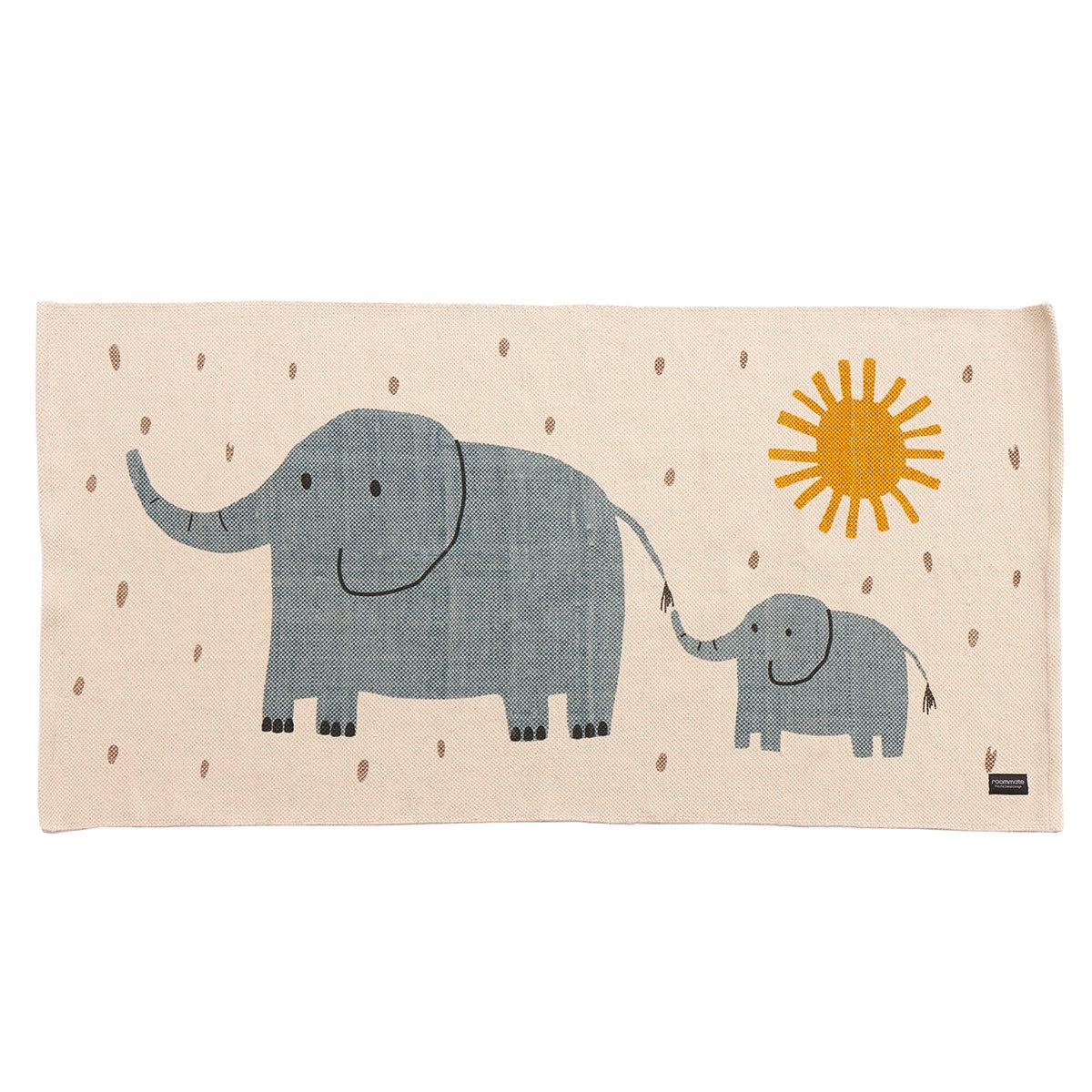 Tapis Tapis Éléphant - 70 x 140 cm
