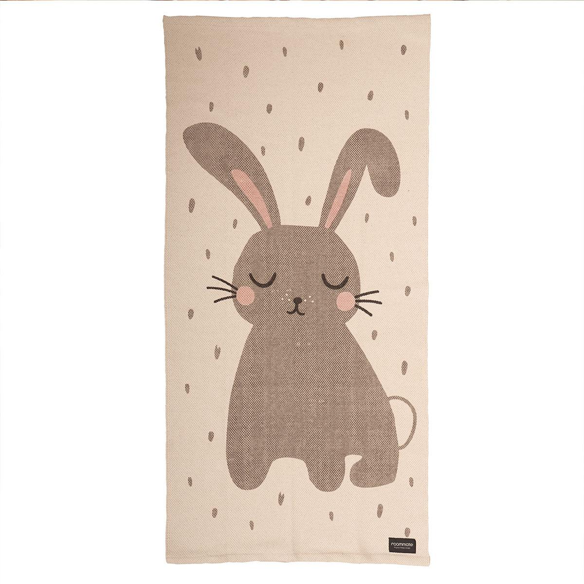 Tapis Tapis Lapin - 70 x 140 cm