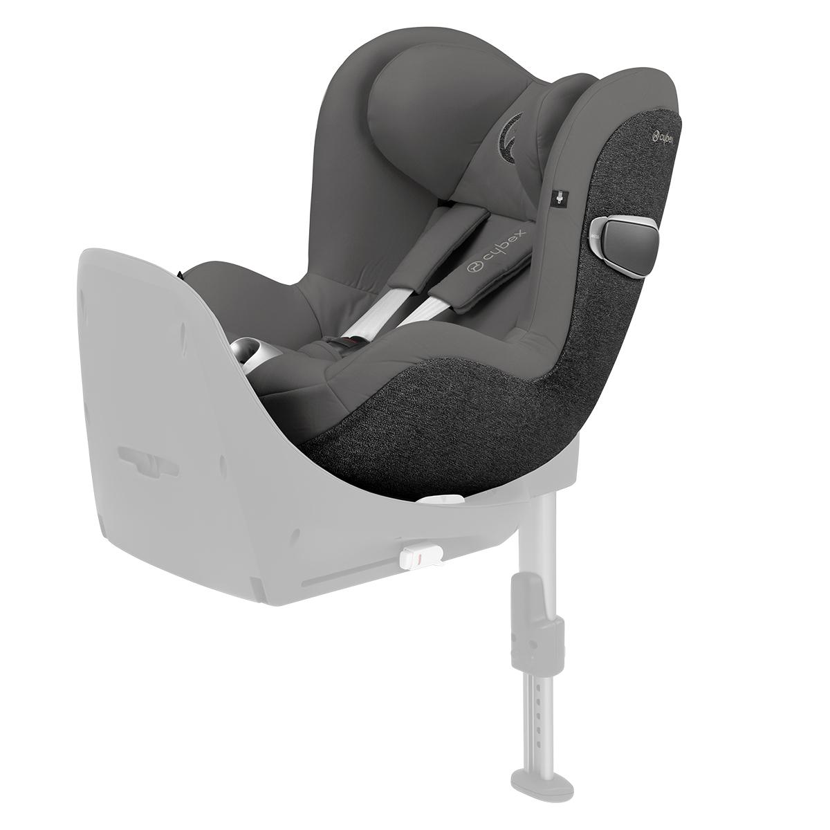 Siège auto et coque Siège Auto Sirona Z i-Size Groupe 0+/1 - Soho Grey