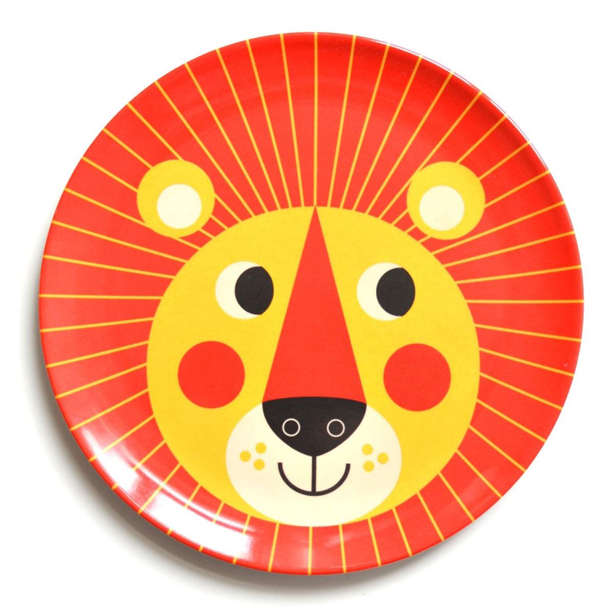 Vaisselle & Couvert Assiette Lion par Ingela P. Arrhenius