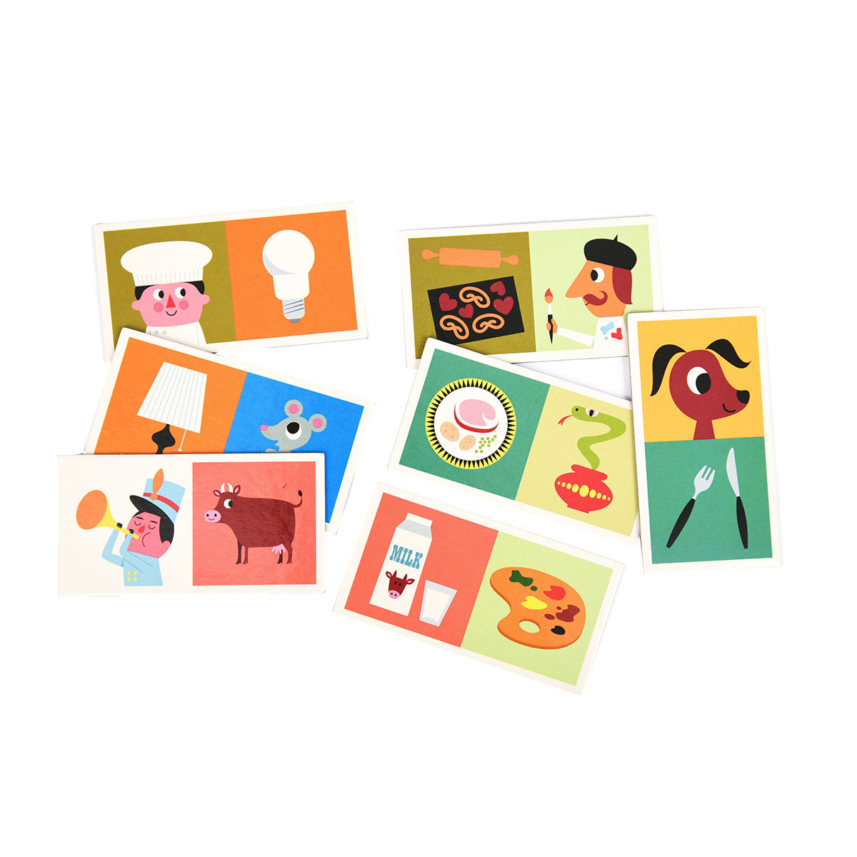 Mes premiers jouets Jeu de Dominos par Ingela P. Arrhenius