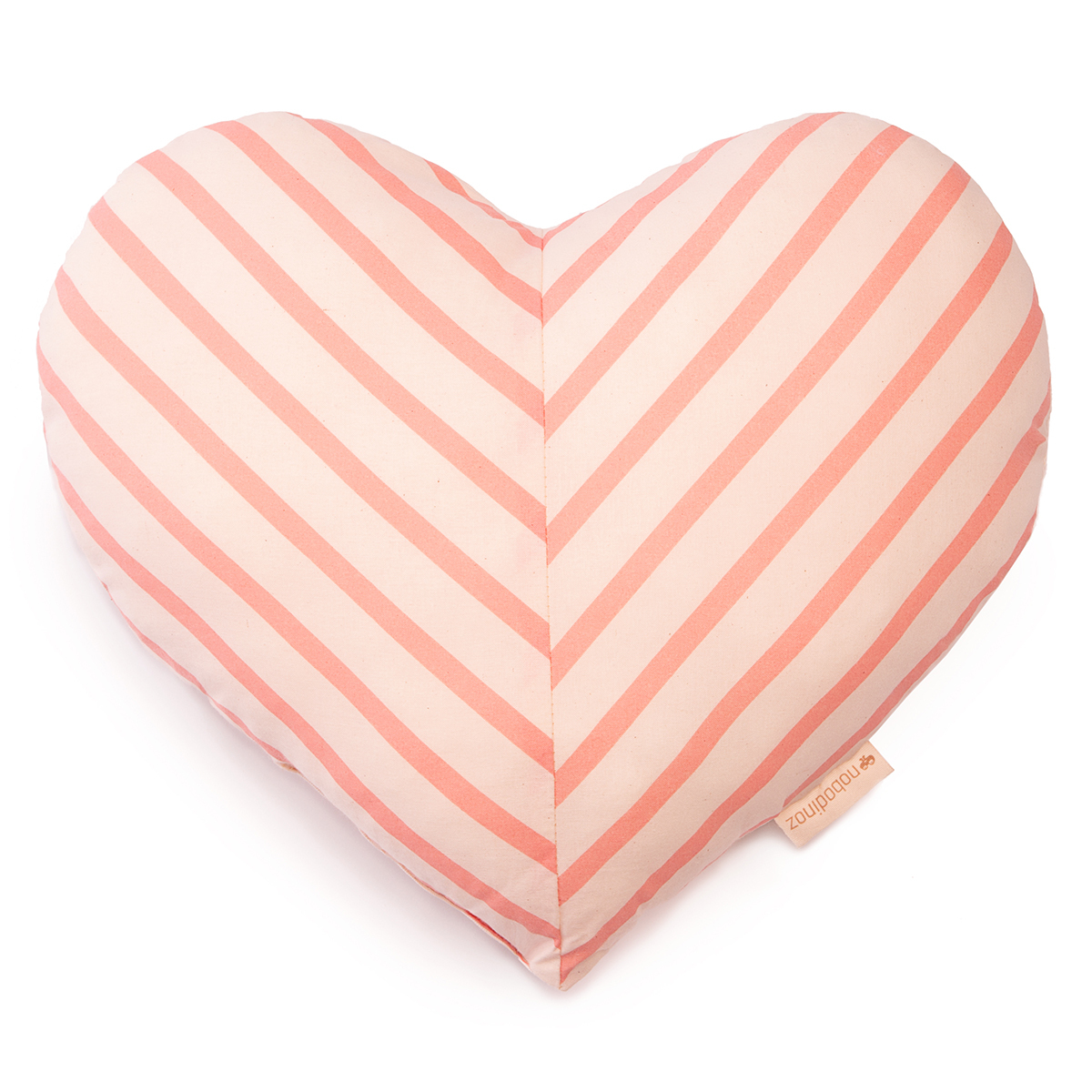 Coussin Coussin Love - Candy Stripes Coussin Love - Candy Stripes