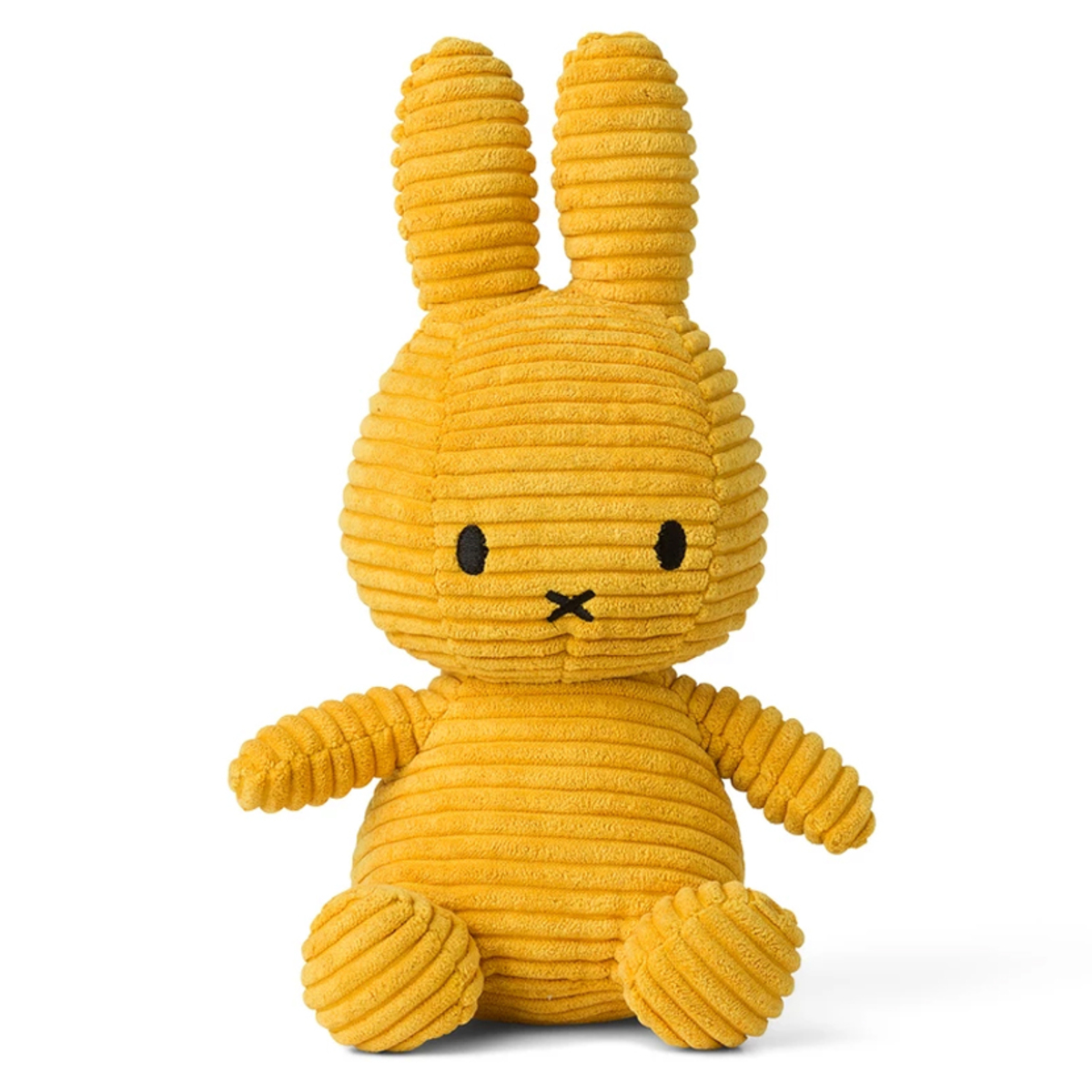 Peluche Lapin Miffy Moutarde - Grand Peluche Lapin Miffy Moutarde 50 cm