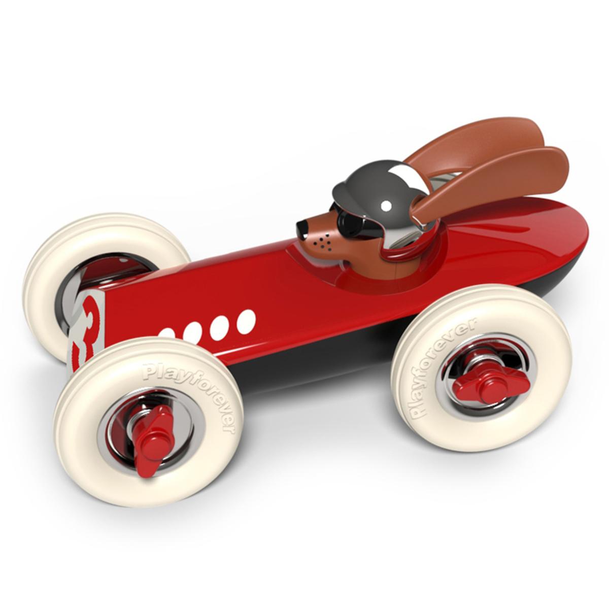 Mes premiers jouets Voiture Rufus - Patrick