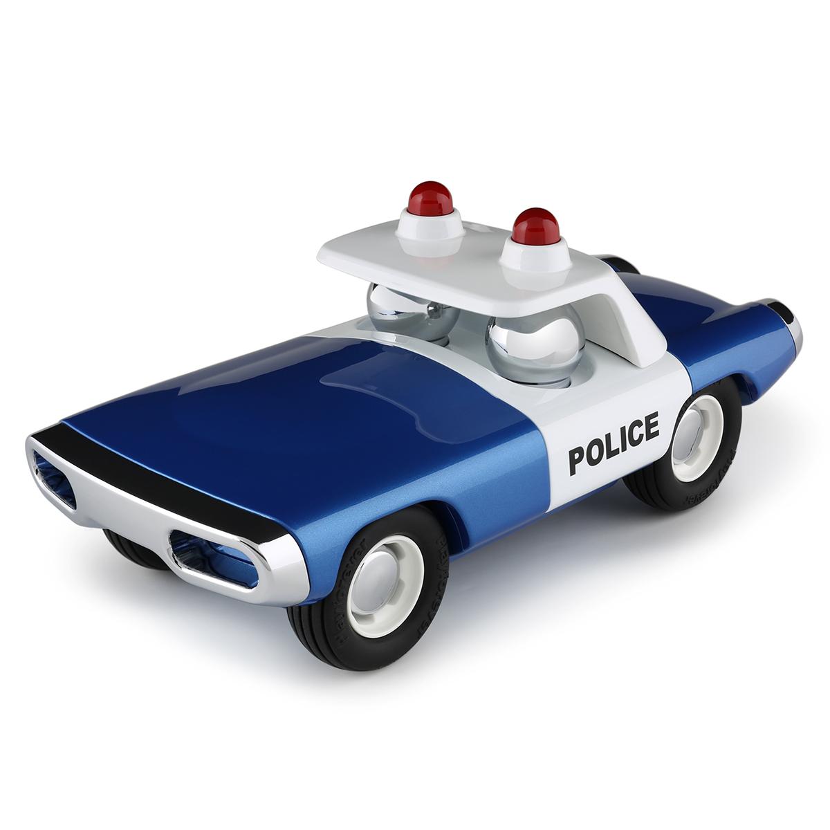 Mes premiers jouets Voiture de Police Maverick