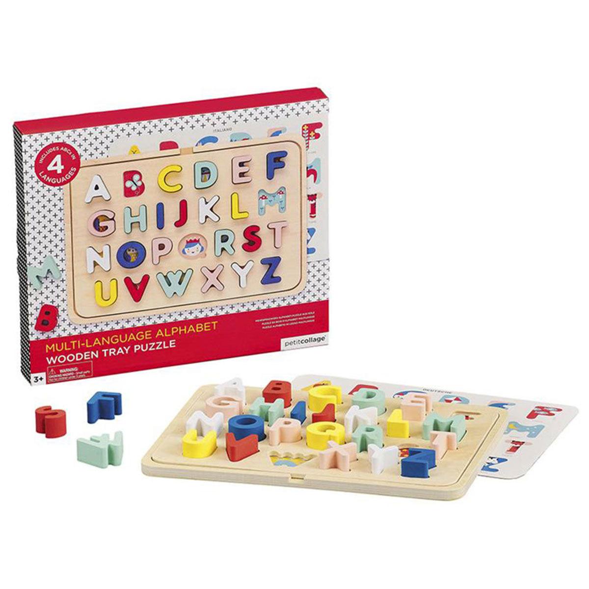 Mes premiers jouets Puzzle ABC
