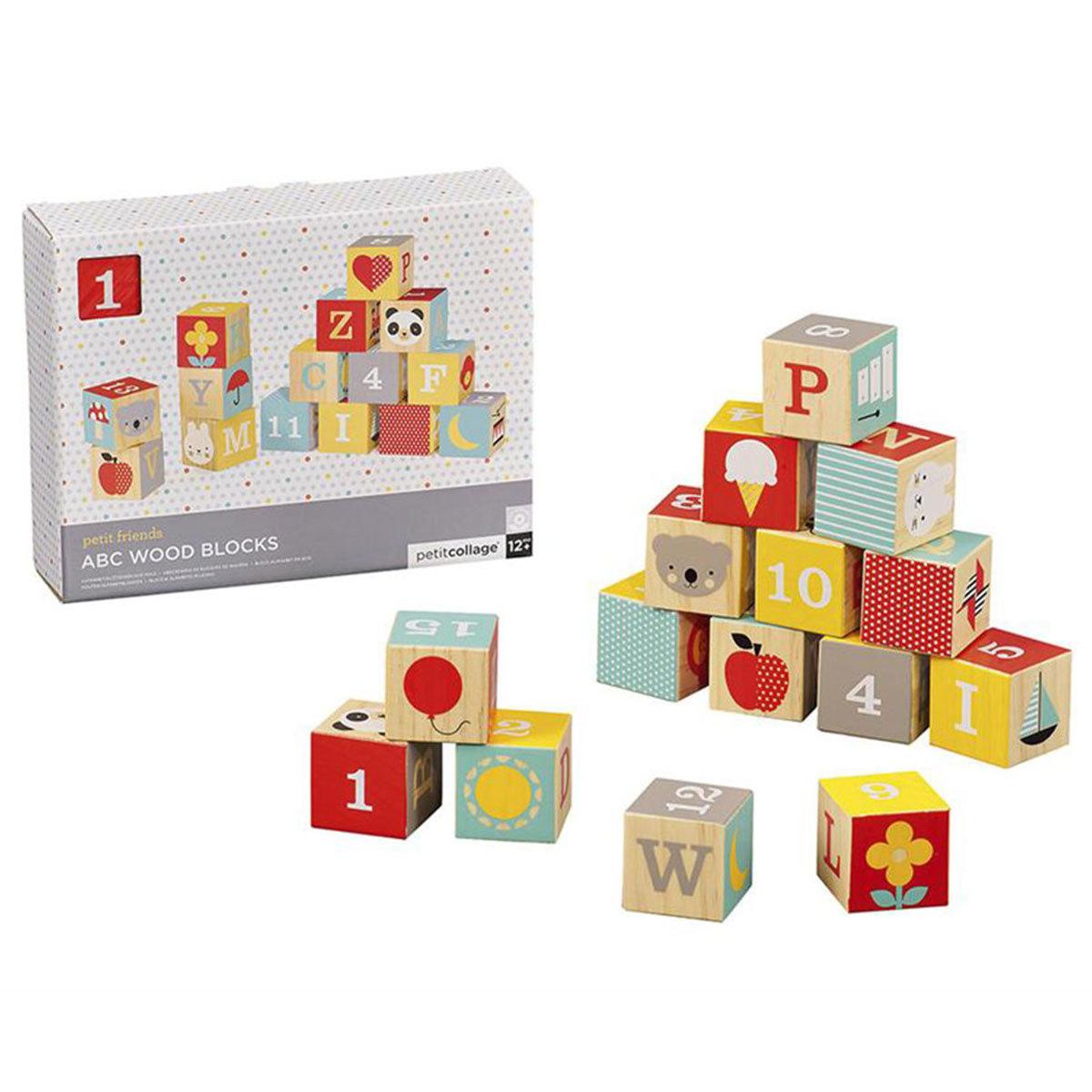 Mes premiers jouets Blocs Alphabet Blocs Alphabet