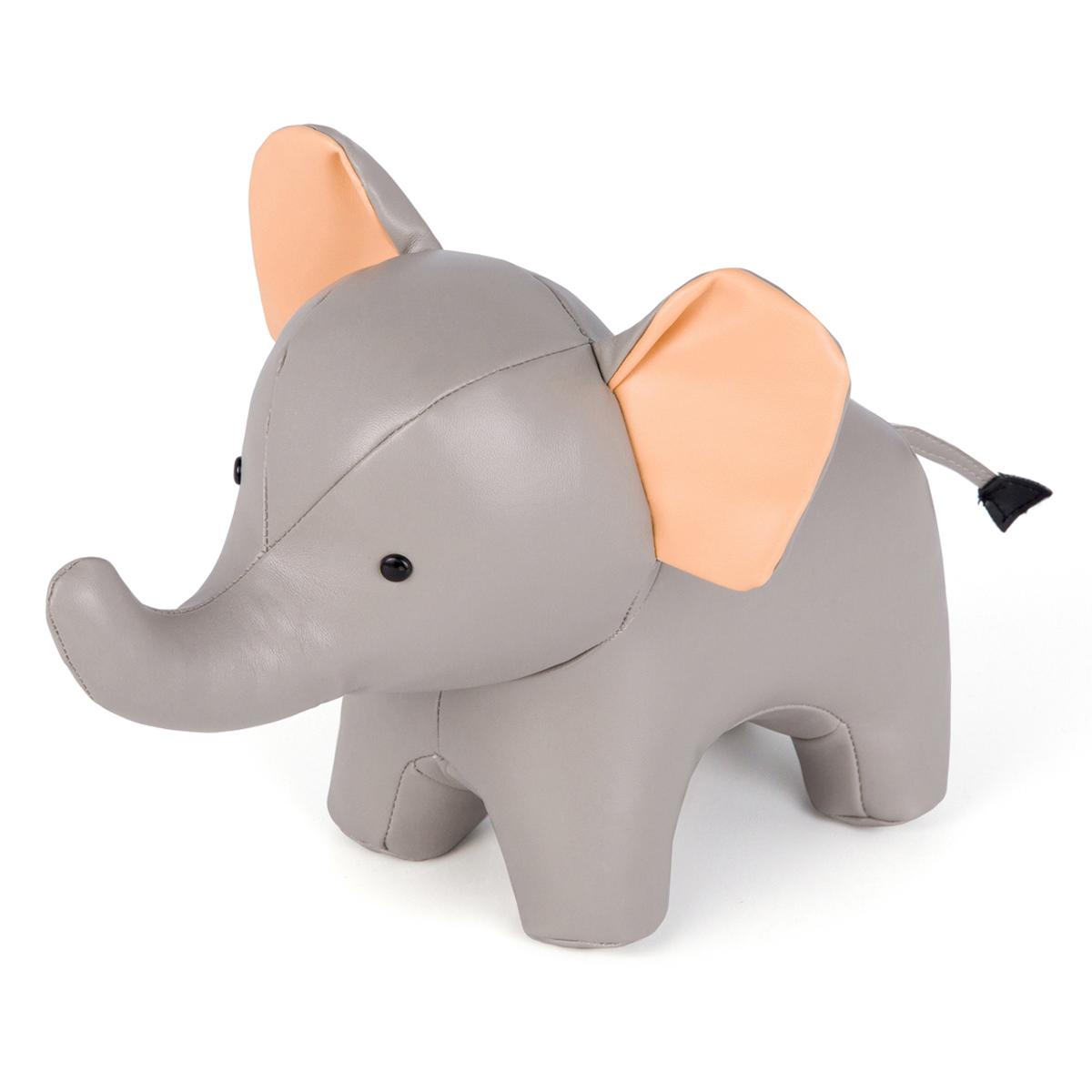 Peluche Vincent l'Eléphant - Les Animaux Musicaux Peluche Eléphant 21 cm