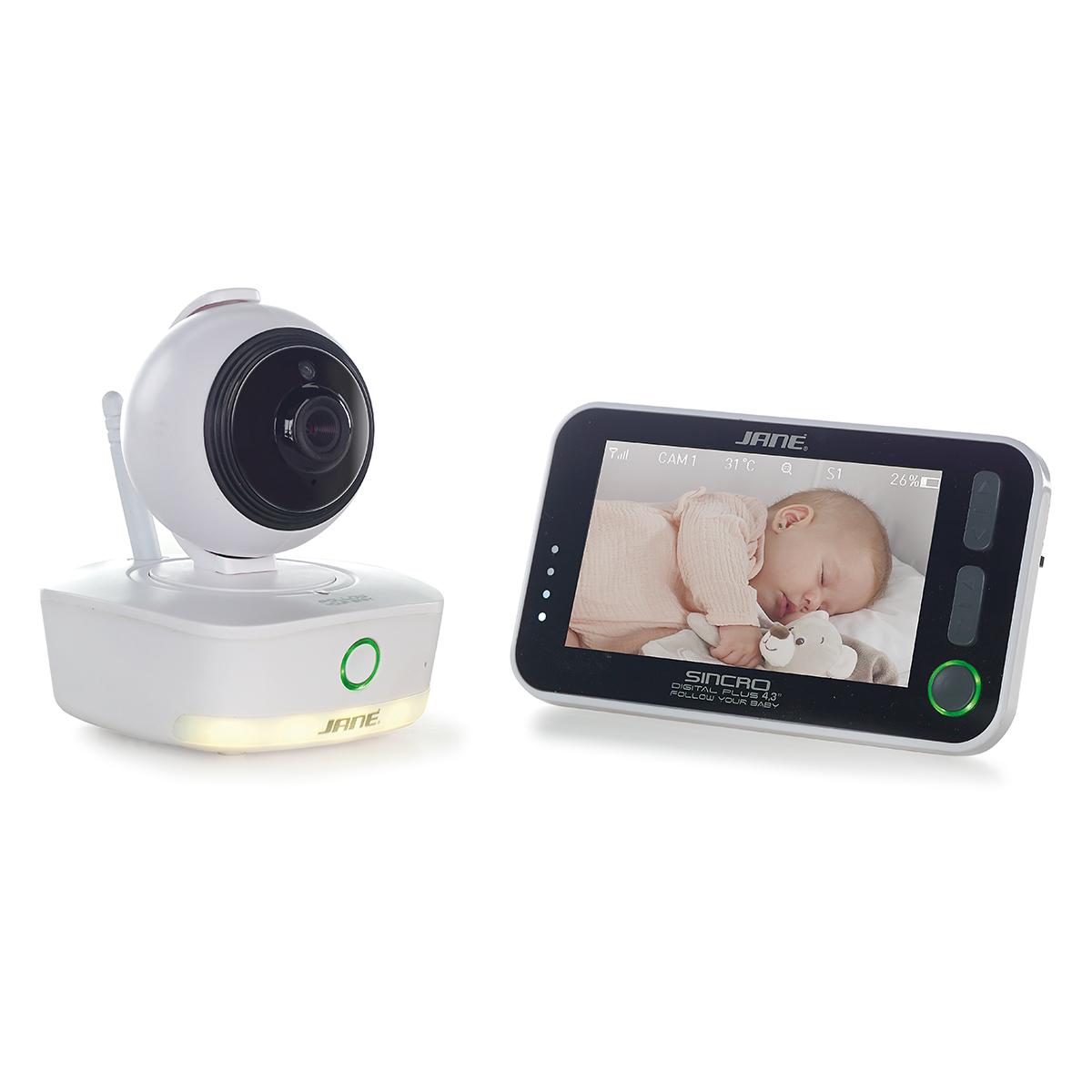 Sécurité domestique Babyphone Auto Track Sincro Baby Guard