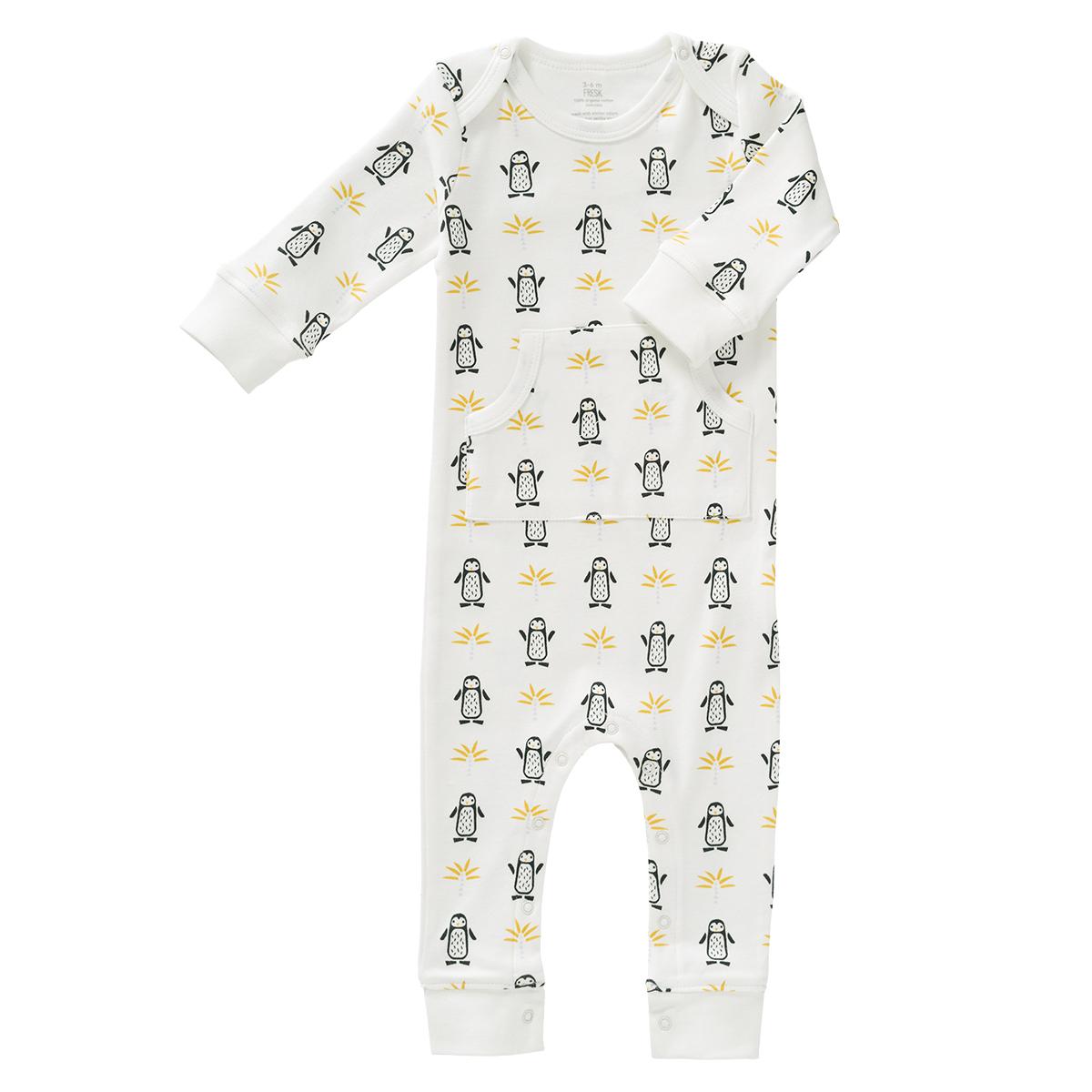 Robe & combinaison Combinaison Pingouins - 6/12 Mois