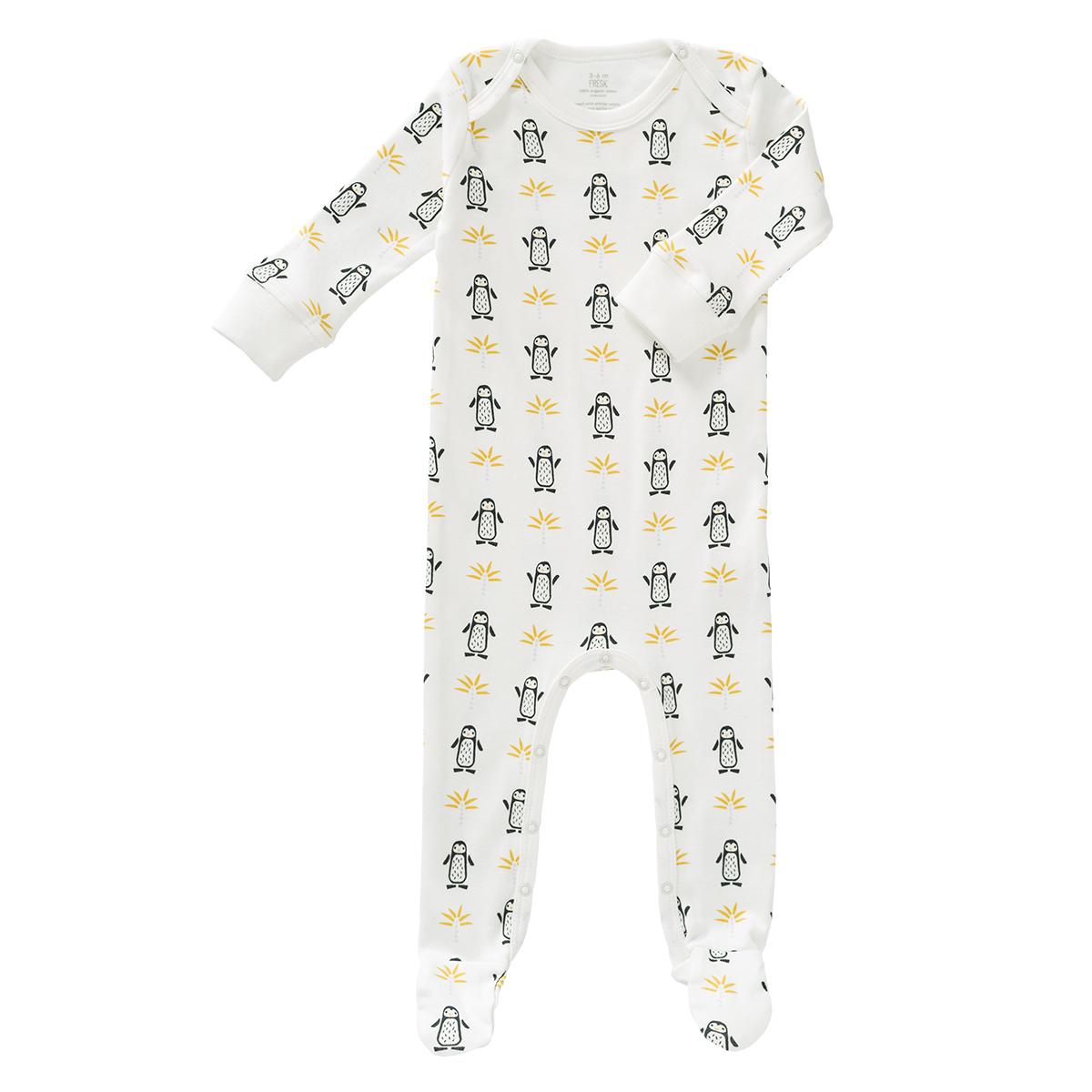 Body & Pyjama Pyjama Pingouins - 3/6 Mois