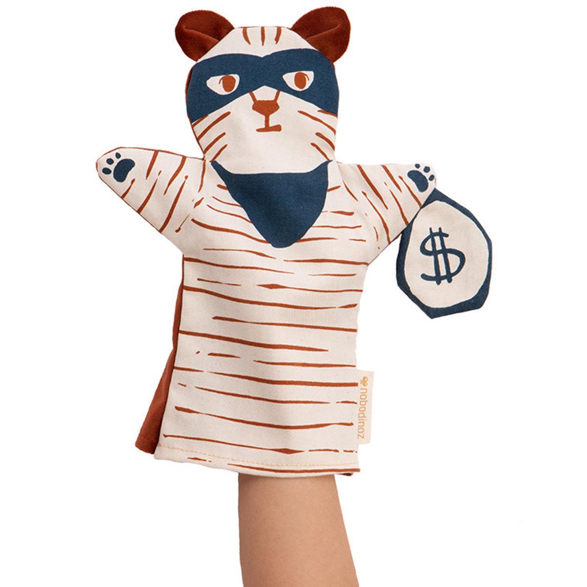 Marionnette Marionnette Tigre - Wild Brown