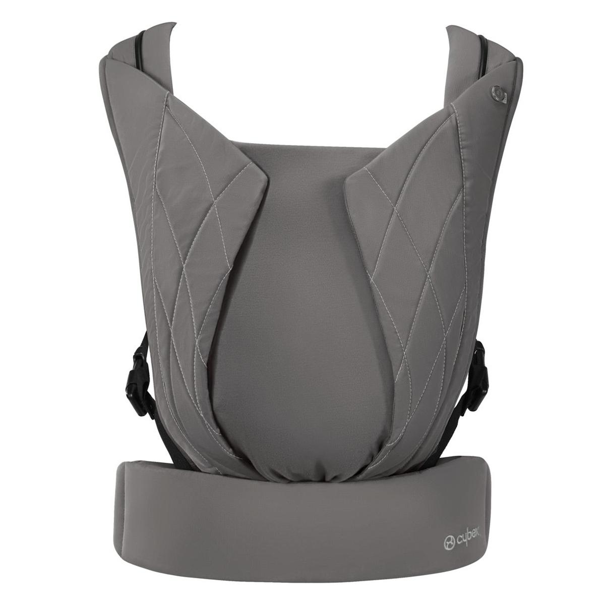 Porte bébé Porte-bébé Yema Click - Soho Grey